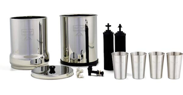 Berkey unpacked
