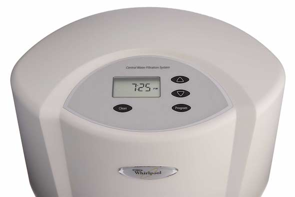 Whirlpool WHELJ1 interface