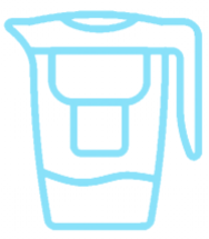 water pitcher jug icon
