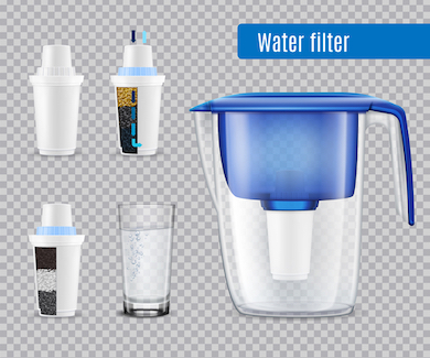 Water Filter for jug