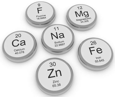 metal minerals