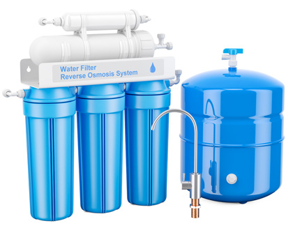 ro water filtration device